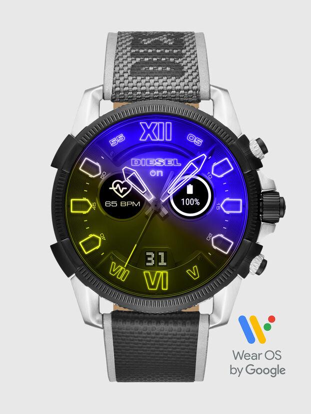 DT2012, Grau/Schwarz - Smartwatches