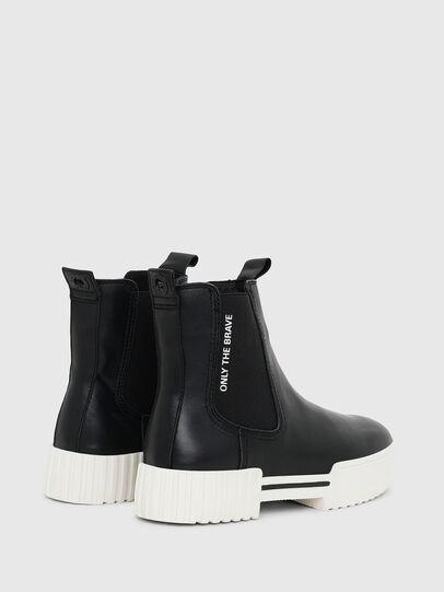 Diesel - H-MERLEY CB, Schwarz - Sneakers - Image 3