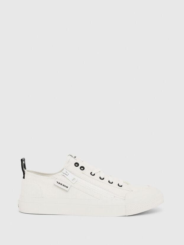 S-ASTICO LOW ZIP W, Weiß - Sneakers