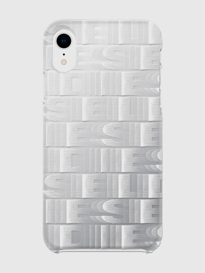 Diesel - DIESEL PRINTED CO-MOLD CASE FOR IPHONE XR, Weiß - Schutzhüllen - Image 2