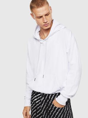 S-ALBY-COPY-J1, Weiß - Sweatshirts