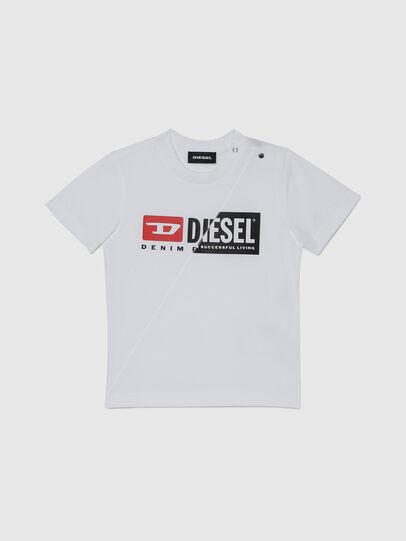 Diesel - TDIEGOCUTYB, Weiß - T-Shirts und Tops - Image 1