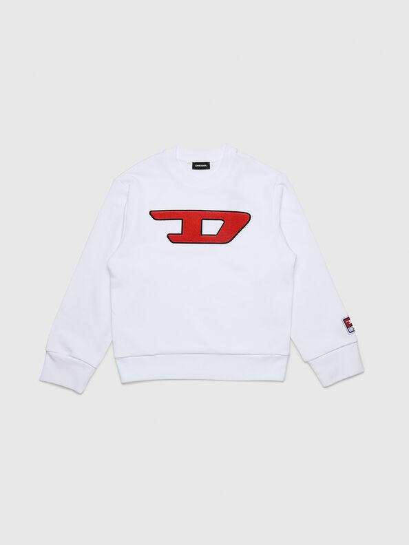 SCREWDIVISION-D OVER,  - Sweatshirts