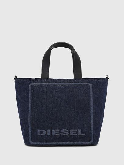Diesel - PUMPKIE, Dunkelblau - Satchel Bags und Handtaschen - Image 1