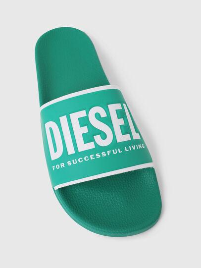 Diesel - SA-VALLA, Grün - Pantoletten - Image 4