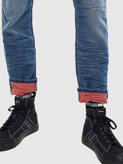 Diesel - Krooley JoggJeans 069MA, Mittelblau - Jeans - Image 3
