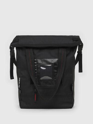 Shopping-Tasche aus X-Pac-Material mit verschiedenen Trageoptionen