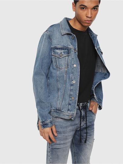 Diesel - Thommer JoggJeans 069FC, Mittelblau - Jeans - Image 3