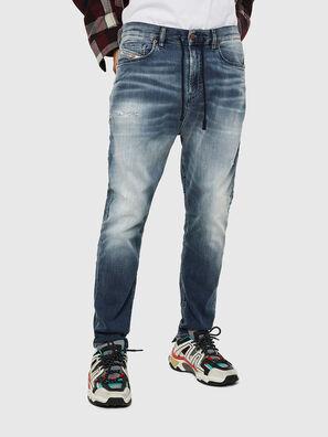 D-Vider JoggJeans 069IP, Mittelblau - Jeans