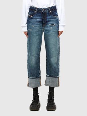D-Reggy 0079P, Dunkelblau - Jeans