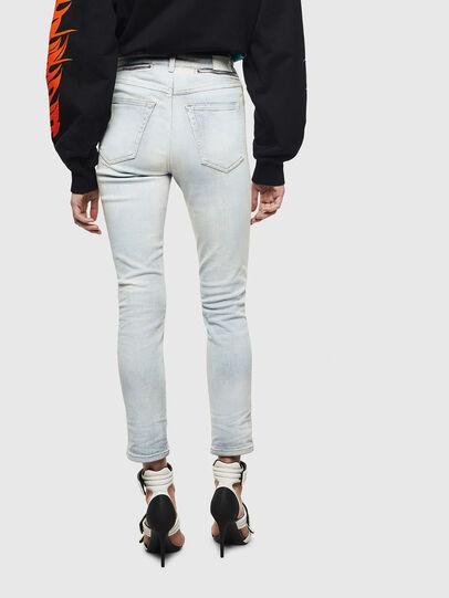 Diesel - Babhila High 009AX, Hellblau - Jeans - Image 2