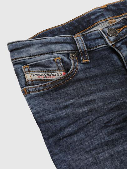 Diesel - SKINZEE-LOW-J JOGGJEANS-N, Dunkelblau - Jeans - Image 3