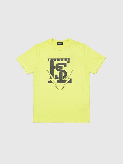 Diesel - TDIEGOB14, Gelb - T-Shirts und Tops - Image 1