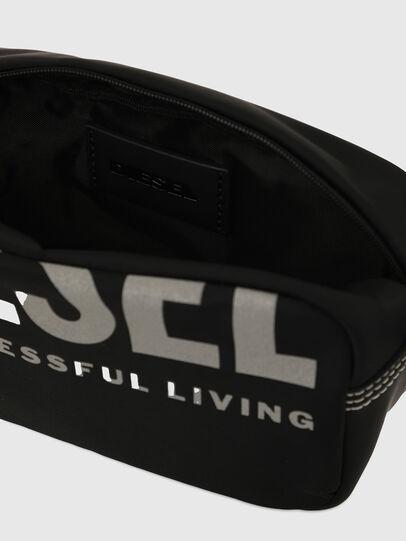 Diesel - BOLD POUCH II, Schwarz - Taschen - Image 4