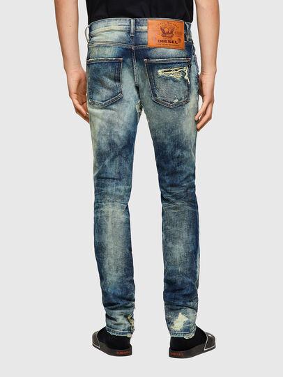 Diesel - D-Kras 009VI, Hellblau - Jeans - Image 2