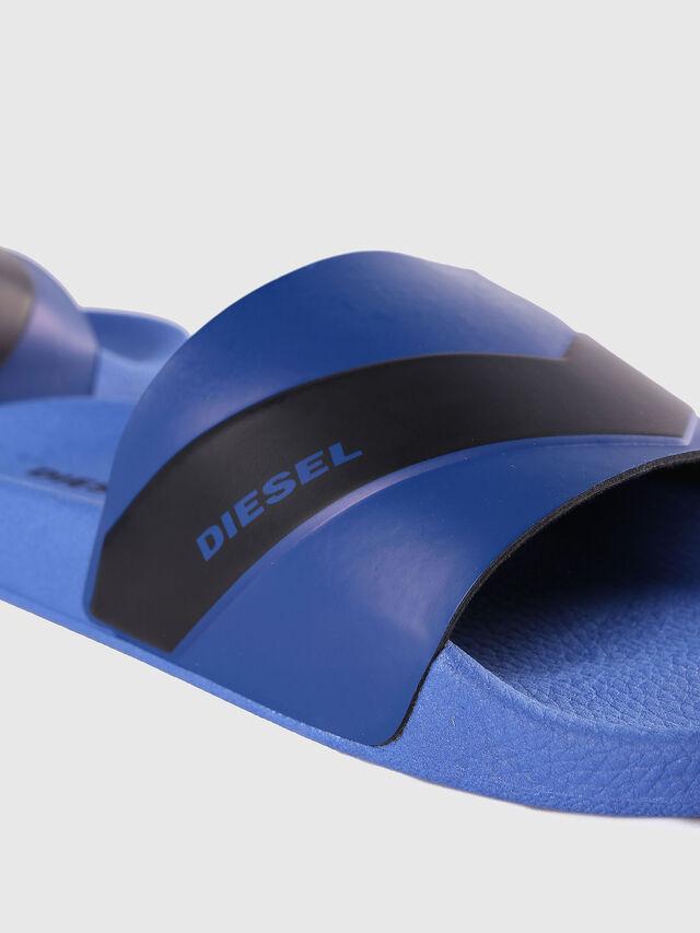 Diesel - SA-MARAL, Blau - Pantoletten - Image 4