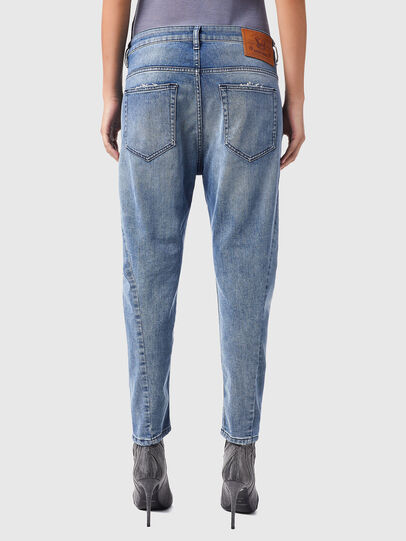 Diesel - Fayza 09B16, Hellblau - Jeans - Image 2