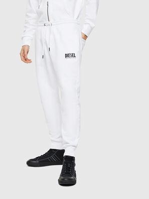 P-TARY-LOGO, Weiß - Hosen