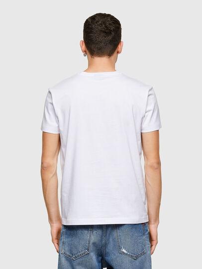 Diesel - T-DIEGOS-E30, Weiß - T-Shirts - Image 2