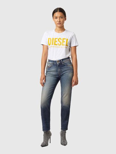 Diesel - D-Joy Z9A05, Mittelblau - Jeans - Image 4