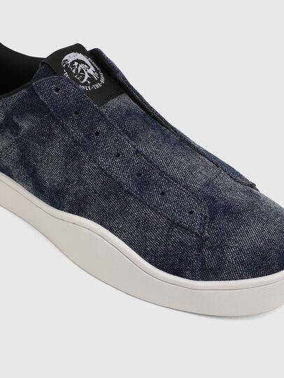 Diesel - S-CLEVER SO, Blau - Sneakers - Image 4