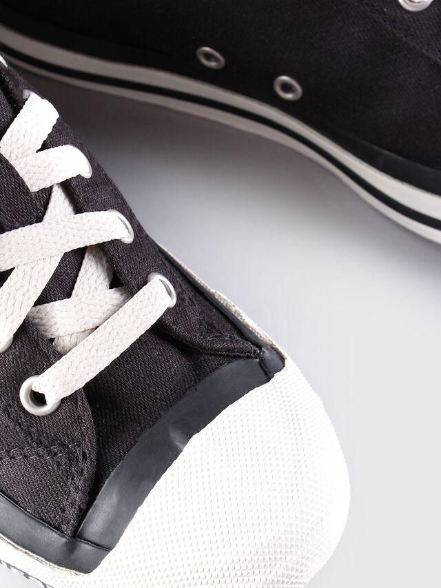 Diesel - EXPOSURE LOW W, Schwarz - Sneakers - Image 4