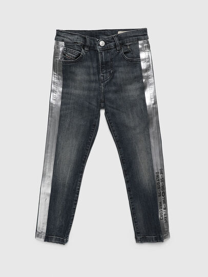 Diesel - BABHILA-J, Mittelblau - Jeans - Image 1