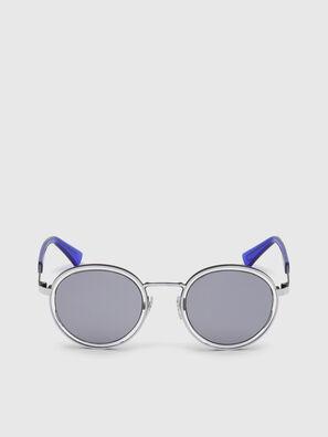 DL0321, Grau/Blau - Sonnenbrille