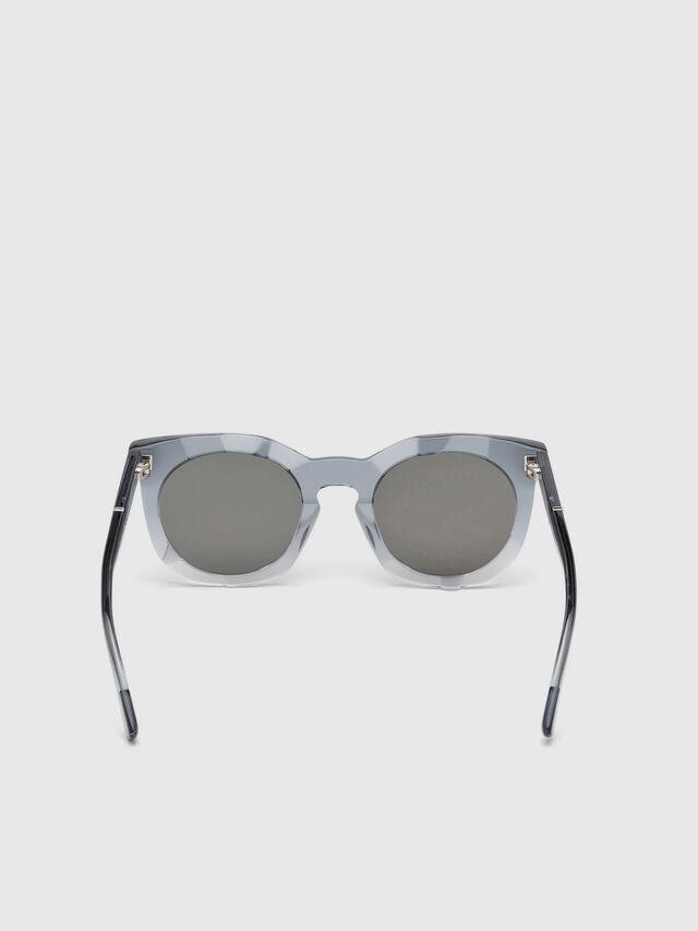 Diesel - DL0270, Grau - Sonnenbrille - Image 4