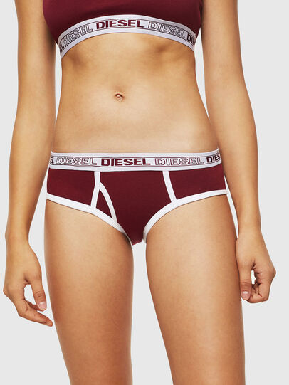 Diesel - UFPN-OXY, Bordeauxrot - Panties - Image 1