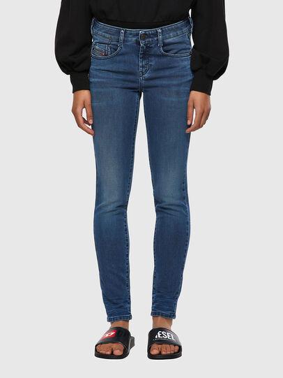 Diesel - D-Ollies JoggJeans® 069VH, Mittelblau - Jeans - Image 1