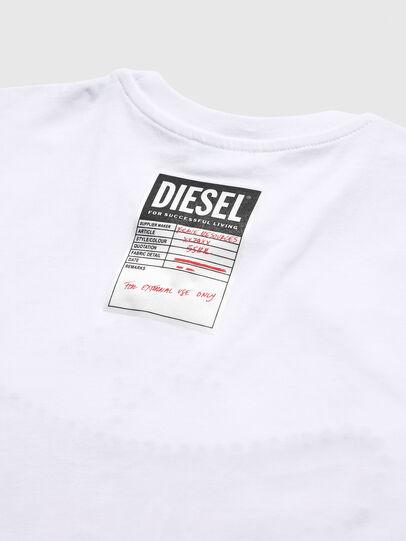 Diesel - TNICOLE, Weiß - T-Shirts und Tops - Image 4