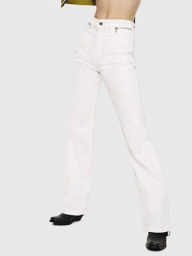 Diesel - D-Pending 069EA, Weiß - Jeans - Image 1