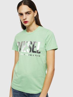 T-SILY-WX, Grün - T-Shirts