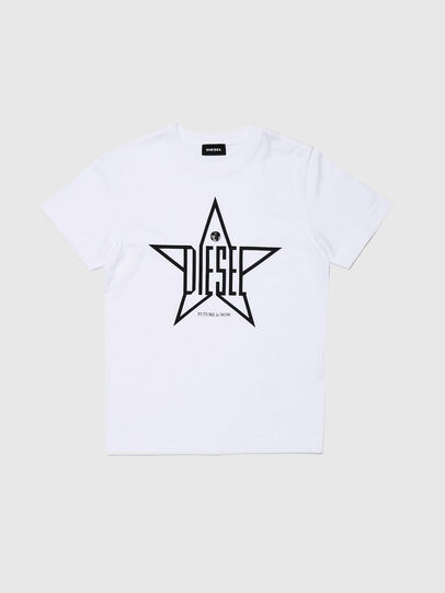 Diesel - TDIEGOYH, Weiß - T-Shirts und Tops - Image 1
