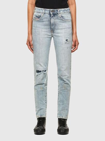 Diesel - D-Joy 009JR, Hellblau - Jeans - Image 1