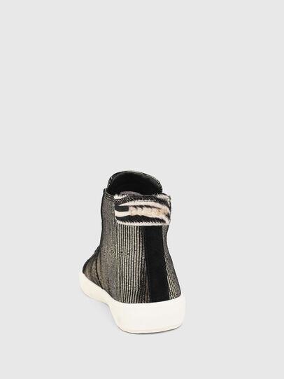 Diesel - S-MYDORI MC W, Grau/Schwarz - Sneakers - Image 4