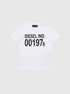 TDIEGO001978B, Weiss/Schwarz - T-Shirts und Tops