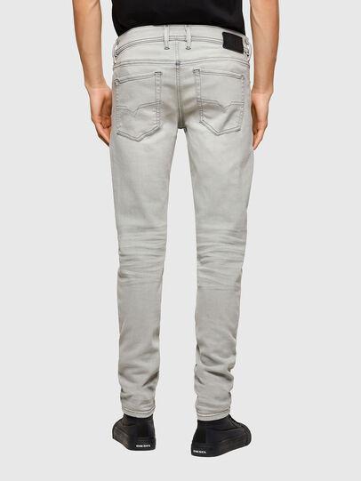Diesel - Sleenker 009PY, Hellgrau - Jeans - Image 2