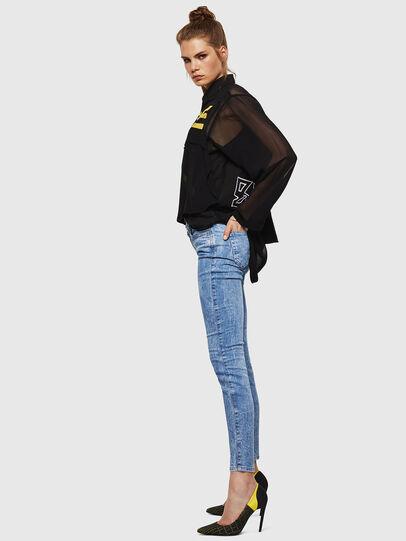 Diesel - Gracey JoggJeans 0870P, Hellblau - Jeans - Image 6