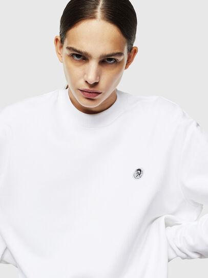 Diesel - S-LINK, Weiß - Sweatshirts - Image 6