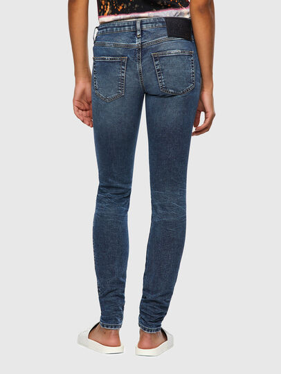 Diesel - GRACEY JoggJeans® 069SR, Dunkelblau - Jeans - Image 2