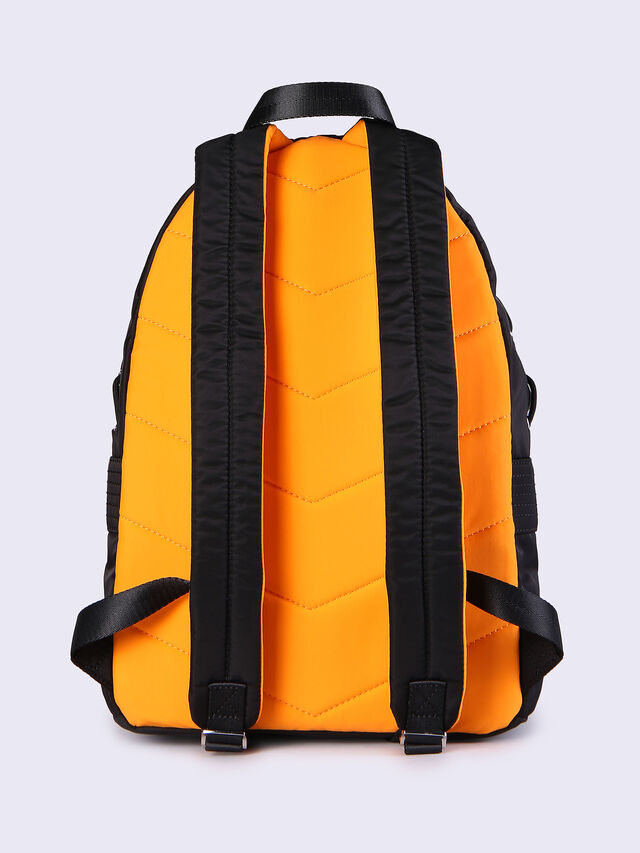 F-SUPERPASS BACK, Schwarz/Orange