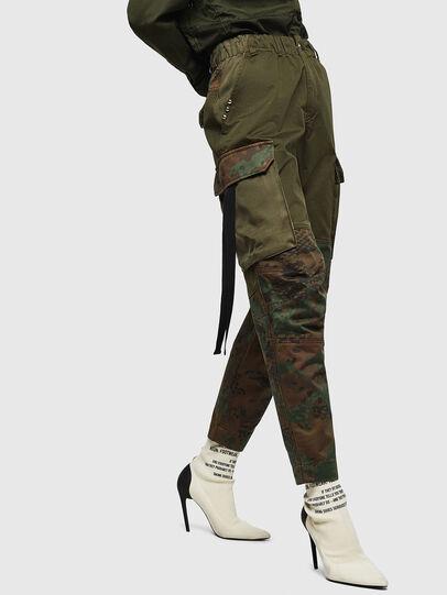 Diesel - P-THENA-A, Camouflagegrün - Hosen - Image 5