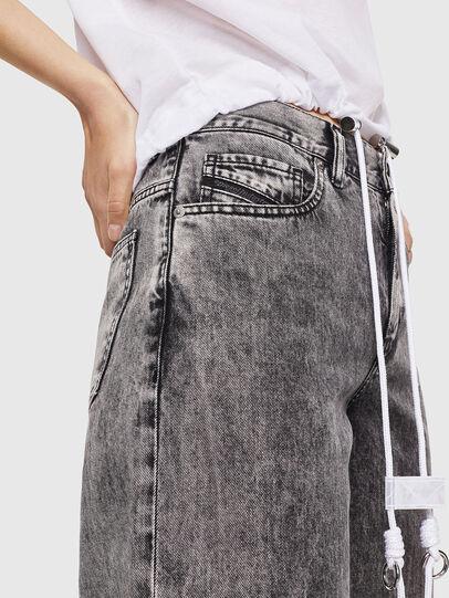 Diesel - Widee 069EB, Schwarz/Grau - Jeans - Image 4