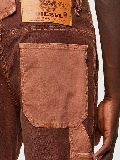 Diesel - D-Franky JoggJeans® 0DDAW, Braun - Jeans - Image 4