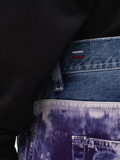 Diesel - D-Vider 069NW, Mittelblau - Jeans - Image 5