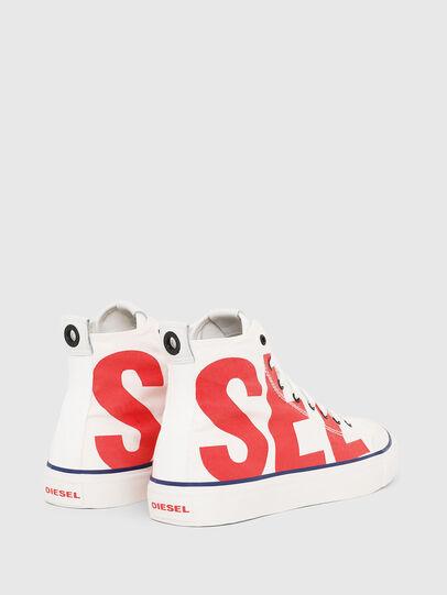 Diesel - S-ASTICO MC, Weiß/Rot - Sneakers - Image 3