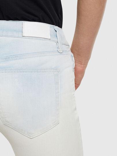 Diesel - Slandy 009AV, Hellblau - Jeans - Image 4