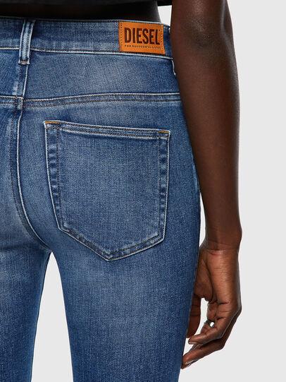 Diesel - Slandy High 009QS, Hellblau - Jeans - Image 3